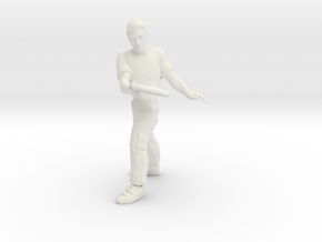 Printle L Homme 014 - 1/24 in White Natural Versatile Plastic