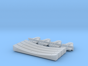AC01a - Bolsters & Axleboxes for FR10 (SM32) in Smoothest Fine Detail Plastic