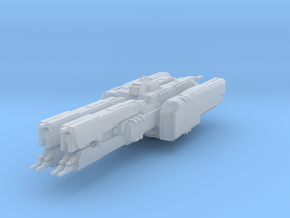 UNSC Maelstrom / larger model in Smooth Fine Detail Plastic