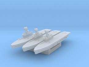 HMS Hermes 1/4800 in Smooth Fine Detail Plastic