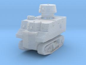 Bob Semple Tank 1/285 in Smooth Fine Detail Plastic