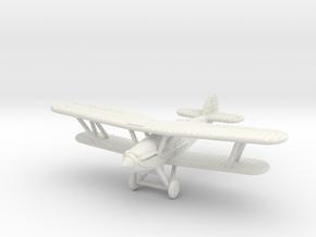 1/200 Hawker Demon in White Natural Versatile Plastic