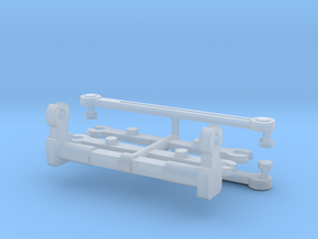 Rowa/MRC N Scale Berkshire Eccentric Parts - 1:160 in Smooth Fine Detail Plastic