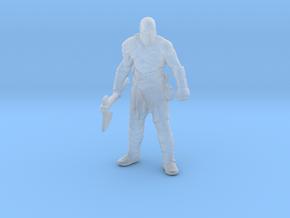 Kratos god of war 2018 miniature fantasy games dnd in Smooth Fine Detail Plastic