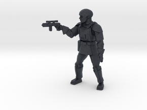 Dictator Army Driver 1 in Black PA12