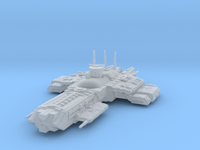 Stargate Icarus in Smooth Fine Detail Plastic