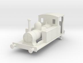 b-50-gswr-cl99-0-6-0T-loco in White Natural Versatile Plastic