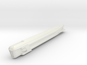 1000 TMP single engine4 in White Natural Versatile Plastic