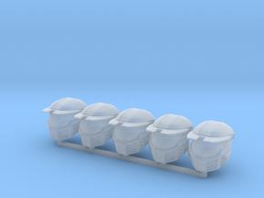 MCX Halo Mark IV gen1 x5 in Smoothest Fine Detail Plastic