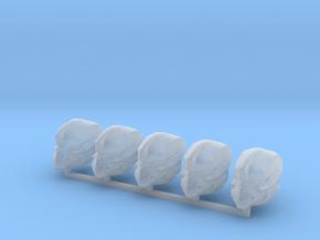 MCX Halo 5 Deadeye x5 in Smoothest Fine Detail Plastic