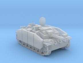 Assault Gun - updated detailing in Smooth Fine Detail Plastic