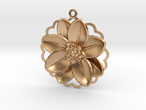 Flaurea-8-13 in Polished Bronze