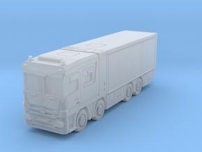 Money Truck 4axle in Smoothest Fine Detail Plastic: 1:220 - Z