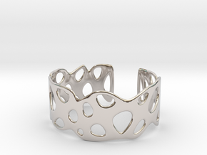 Cellular Bracelet Size S in Platinum
