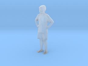 Printle C Kid 095 - 1/87 - wob in Smooth Fine Detail Plastic