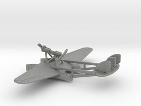 Savoia-Marchetti S.55 in Gray PA12: 6mm
