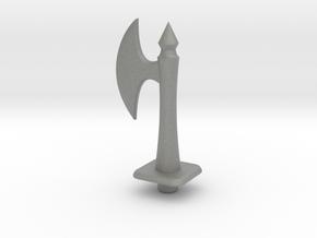 WFC Kingdom core class optimus prime hand axe in Gray PA12