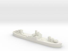 German Sperrbrecher 170 WW2 1:2400 VerPlas in White Natural Versatile Plastic