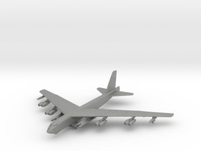 B-52H w/gear in Gray PA12: 1:500