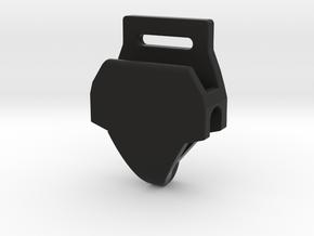 Nike Snowboard Boot Inner Liner Lace Lock in Black Natural Versatile Plastic: Large