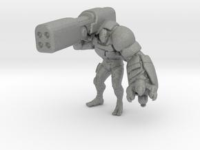 RE Talos miniature model fantasy game rpg dnd boss in Gray PA12