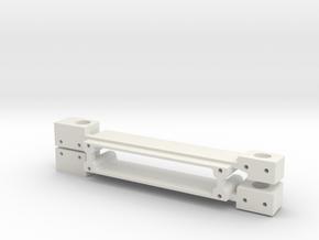 BRM Lancia Stratos Adapter Kit in White Natural Versatile Plastic