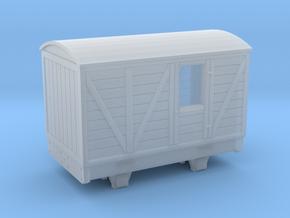 freelance 009 goods van in Smooth Fine Detail Plastic