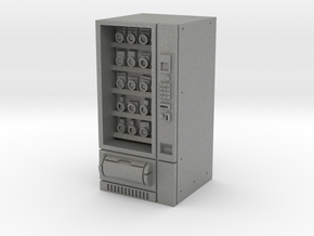 Snack Vending Machines 1/24 in Gray PA12