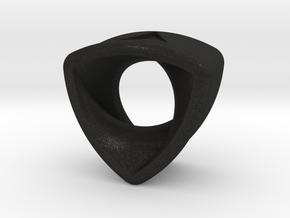 Stretch Rotor 18  By Jielt Gregoire in Black Acrylic