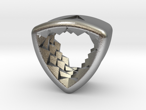 Stretch Diamond 18 By Jielt Gregoire in Natural Silver
