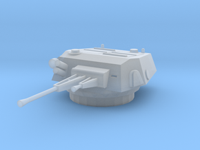 PV95DT Humber Mk III Turret (1/72) in Smooth Fine Detail Plastic