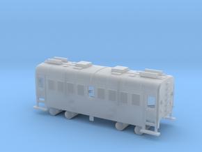 N Energiewagen NS met rechte uitlaten in Smooth Fine Detail Plastic