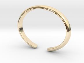 Bracelet - London in 14k Gold Plated Brass