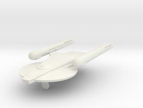 2500 Marklin class TOS in White Natural Versatile Plastic