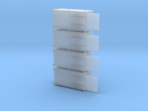 SINGLE KNOWLES GRAND SPEAKER ENCLOSUR in Smooth Fine Detail Plastic