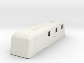 sj32-udf01t-ng-trailer-post-luggage-van in White Natural Versatile Plastic