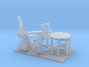 Involver_1250_WL_part2_Cranes_Heli in Smooth Fine Detail Plastic