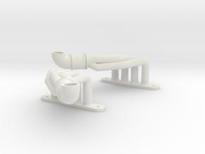 New Magnaflow 2 Pair in White Natural Versatile Plastic