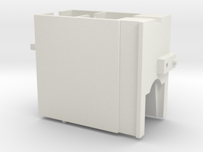 Atlas QSI EMD A-Frame Replacement in White Natural Versatile Plastic