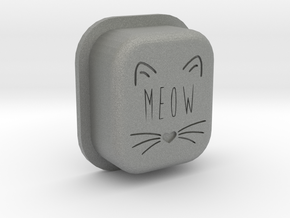 CLASSIC [MEOW3D SE] Mech Squonk Button  in Gray PA12