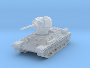 T-34-76 1943 fact. 183 late 1/285 in Smooth Fine Detail Plastic