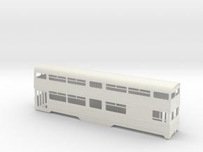Blackpool Tram 761 original 00 scale in White Natural Versatile Plastic