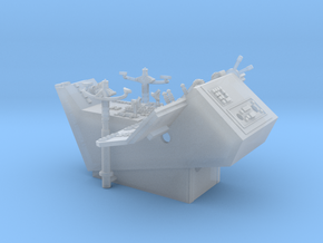 YT1300 5 FOOTER CONSOLE in Smooth Fine Detail Plastic