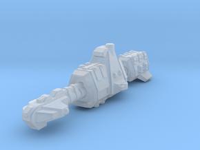 USASF Destroyer in Smooth Fine Detail Plastic