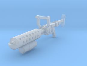 Flamethrower (Clone Wars) in Smooth Fine Detail Plastic
