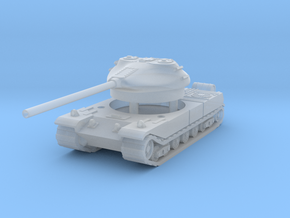 1/144 K-91 in Smooth Fine Detail Plastic