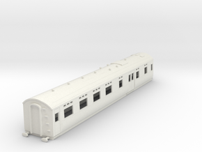 o-87-sr-maunsell-d2650-restaurant-coach in White Natural Versatile Plastic