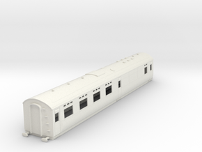 o-43-sr-maunsell-d2666-buffet-coach in White Natural Versatile Plastic