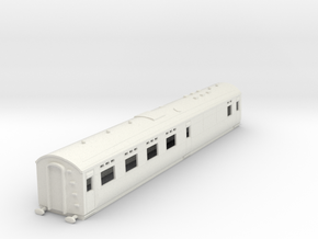 o-100-sr-maunsell-d2666-buffet-coach in White Natural Versatile Plastic