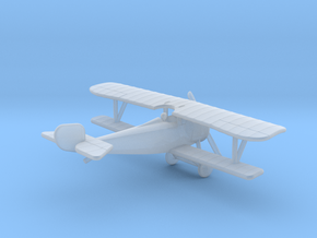Nieuport 24bis (various scales) in Smooth Fine Detail Plastic: 1:144